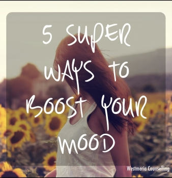 5 Super Ways To Boost Your Mood