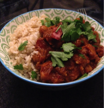 Marathon Inspired Healthy Eating- Our Veggie Chilli Recipe