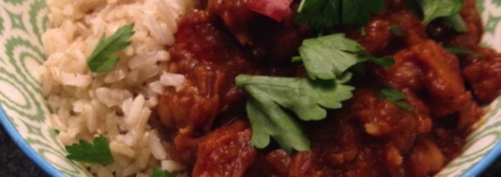 Marathon Inspired Healthy Eating- Our Veggie Chilli Recipe