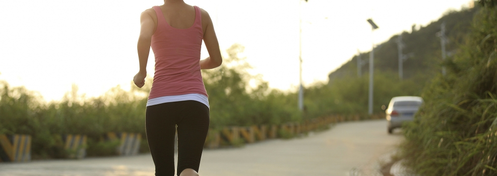 Looking for fitness inspiration? Read about Karen's marathon training